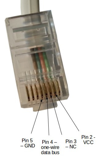 Extending cable on RJ45 Encapsulated DS18B20 temperature sensor - emonTx -  OpenEnergyMonitor CommunityOpenEnergyMonitor Community