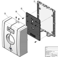 Enclosure & Socket only -  Non-tethered Type 2 (IEC 62196)