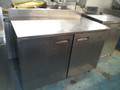 Delfield Work Top Cooler ST4048 on Casters