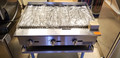 Dukers Gas 36'' Charbroiler DCCB36