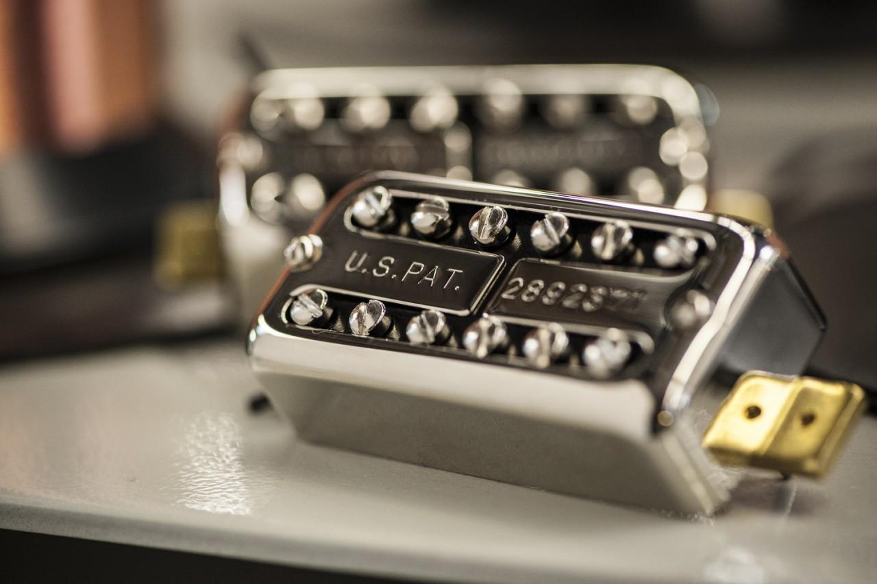 Filtertron For Gretsch Seymour Duncan Custom Shop Humbucker Wiring Loading Zoom