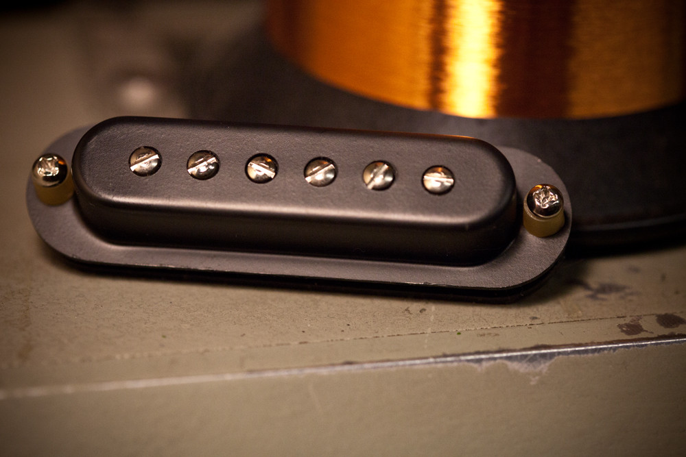 Melody Maker P90 - Seymour Duncan Custom Shop