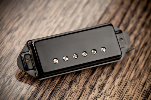 Humbucker under P90 Dog Ear