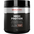 MUSASHI High Protein Powder 375g Ctn_2