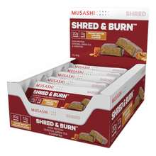 Shred and Burn Fatburner