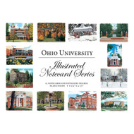 Ohio University Illustrated Series Notecards