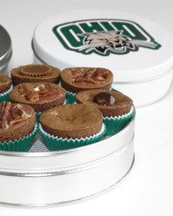 Ohio University Brownies, Small Tin