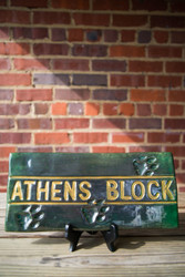 Athens Block Studio Tile- Over sized
