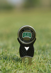 Golf Ball Marker and Divot Repair Tool