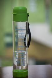 College of Health Sciences and Professions Water Bottle