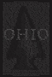 Archaeology Alumni Poster