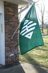 Diamond OHIO Marching 110 Flag