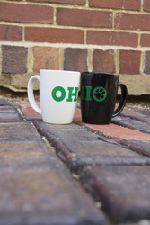 OHIO PAW COFFEE MUG