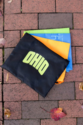 OHIO Travel set of clean bags