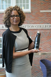 Patton College Water Bottle