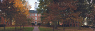 Cutler Hall Panoramic Print Close-Up