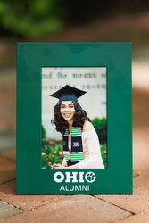 OHIO Paw Alumni Matte Photo Frame