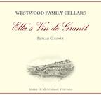 2011 Ella's Vin de Granit
