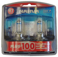 Narva Plus 100 H7 55 Watt Halogen Globe 12 Volt - Pair