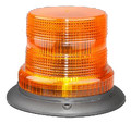 Amber LED Strobe Beacon Multivolt
