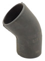 2-1/4 inch 45 Degree Rubber Elbow