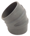 5 inch 45 Degree Rubber Elbow
