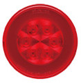 GloTrac 4 inch Round Red LED Stop/Tail Lamp
