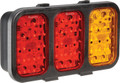 Narva LED Stop/Tail/Indicator 3 Module Tail Light - Pair