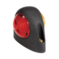 Narva Model 31 L.E.D Red/Amber Side Marker Lamp in Neoprene Body
