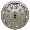 22.5 inch Stainless Steel Front Wheel Simulator Set - Pair