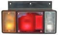 Isuzu Style Tail Light Stop/Tail/Indicator/Reverse - Left Hand Side