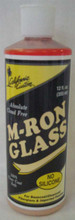 California Custom M-RON Glass Wax 355ml.