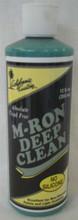 California Custom M-RON Deep Clean Wax 355ml.