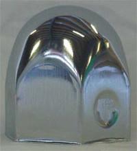 41mm Chrome Nut Cover.