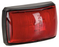Narva Red LED Marker Light, with Red Lens and Black Base. Multivolt 12/24 Volt. 5 Year Warranty. ADR Approved.