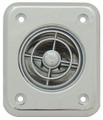Air Conditioner/Heater Vent Chrome to Suit Kenworth Square