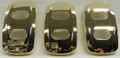 Kenworth Gold Switch Cover Pack of 3