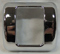 Chrome Trailer Brake Bezel Cover to Suit Freightliner