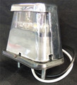 LED Licence Plate Light with Chrome Housing