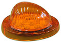 Oval Amber LED Side Turn/Marker Light