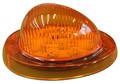 Oval Amber LED Side Turn/Marker Light