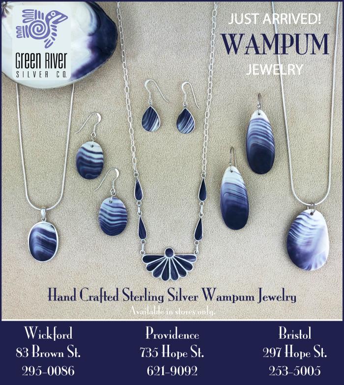 Wampum Jewelry