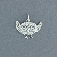 Flying Owl Pendant