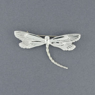 Sterling Silver Dragonfly Pin