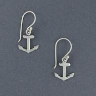 Exclusive Rhode Island Anchor  Earrings
