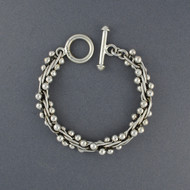 Sterling Silver Spratling Bracelet