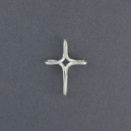 Sterling Silver Endless Cross Pendant