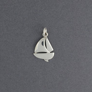 Exclusive Rhode Island Sailboat Charm