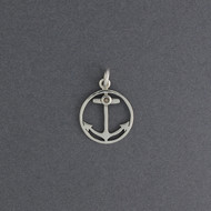 Exclusive Rhode Island Anchor Charm