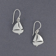 Exclusive Rhode Island Sailboat Earrings
